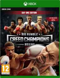 Gra Xbox One Big Rumble Boxing Creed Champions Day One Edition
