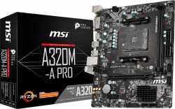 Bundle Płyta główna Athlon 3000G + A320M-A PRO
