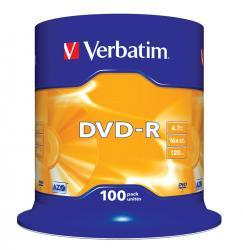 DVD-R 16x 4.7GB 100 CB 43549