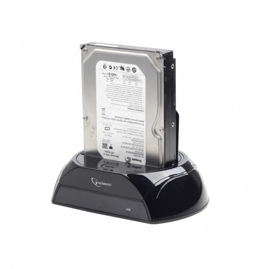 Stacja dokująca HDD SATA 2.5''+ 3.5'' USB 3.0