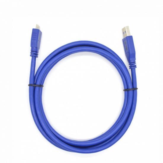 TB Kabel USB 3.0-Micro 1 m. niebieski