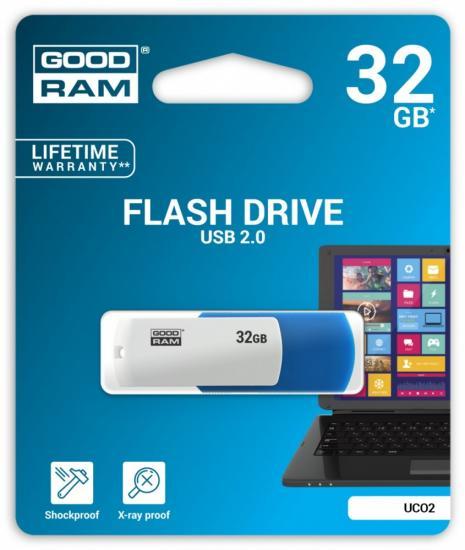 COLOR MIX 32GB USB 2.0 Color Mix