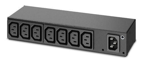 !AP6015A Rack PDU Basic 0/1U 10A 8xC13