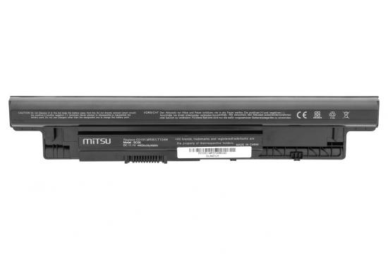 Bateria do Dell Inspiron 14, 15, 17 4400 mAh (49 Wh) 10.8 - 11.1 Volt