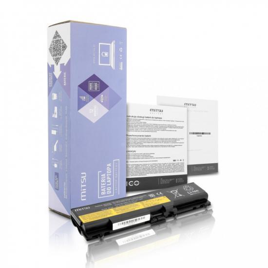 Bateria do Lenovo E40, E50, SL410, SL510 4400 mAh (48 Wh) 10.8 - 11.1 Volt