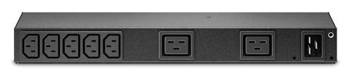 AP6120A Rack PDU Basic 0/1U 20A C20/7xC13,2xC19