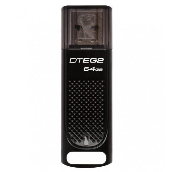 Data Traveler DT Elite G2 64GB metal 180/70MB/s