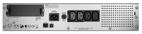SMT750RMI2UNC SMART-UPS 750VA/500W R2U + AP9631