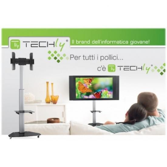 Stojak mobilny LCD/LED 37-70cali pivot regulowany