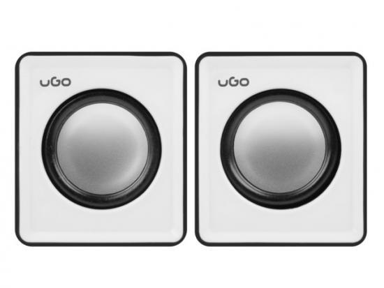 Głośniki 2.0 Office 2x 3W USB