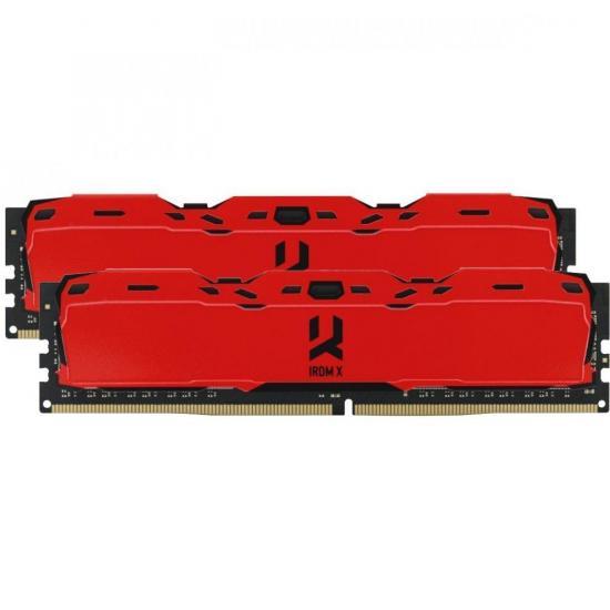 DDR4 IRDM X 16/3000(2*8GB) 16-18-18 Czerwony