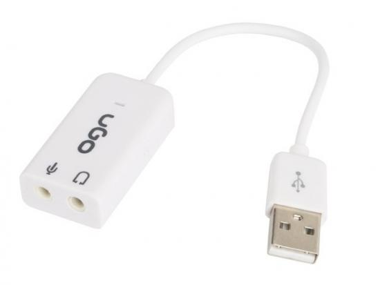 Karta dźwiękowa 7.1 USB na kablu