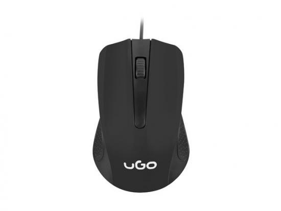 Mysz UMY-1213 1200DPI czarna