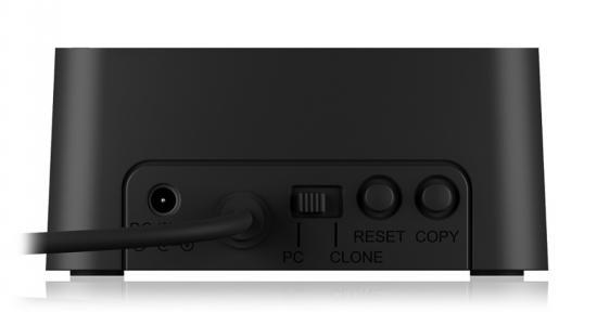 IB-2502CL-U3 2 x 2,5 HDD