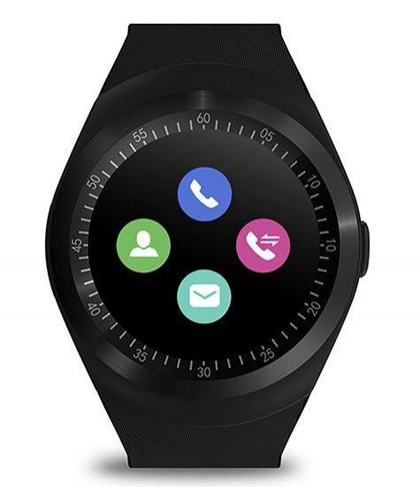 Media-Tech ROUND WATCH GSM ZEGAREK TYPU SMARTWATCH