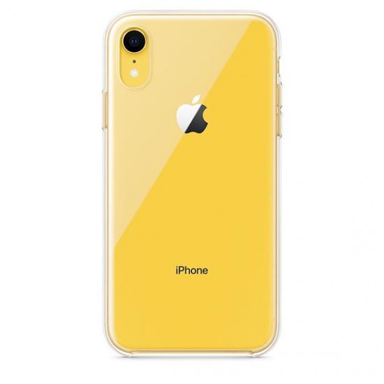 Etui do iPhone XR - przezroczyste