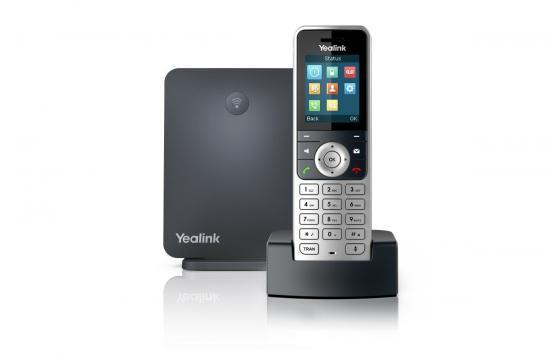 Zestaw telefon + stacja W53P (W60B+W53H+zasilacz)