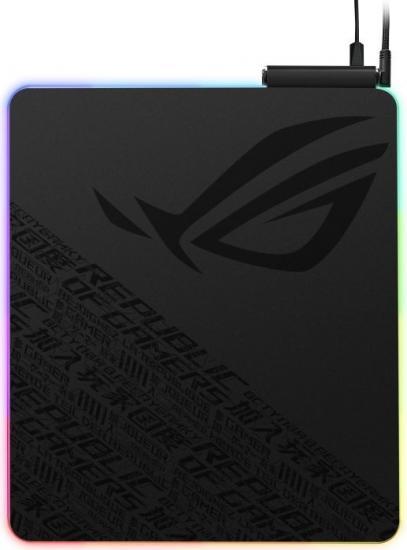 Podkładka pod mysz ROG Balteus QI AURA gaming