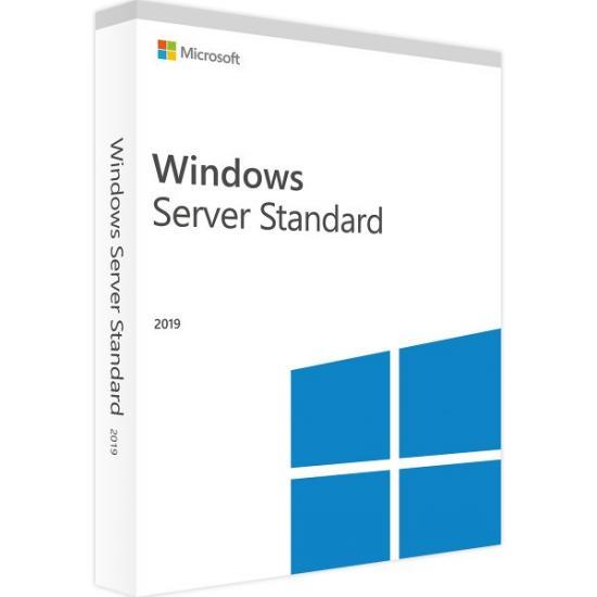Oprogramowanie ROK Win Svr Standard 2019(16-Core)PL P11058-241