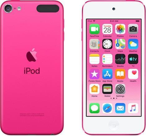 iPod touch 32GB różowy