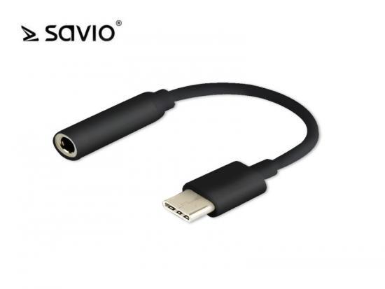 Adapter USB/Jack SAVIO AK-35/B