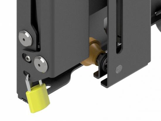 Uchwyt slim videowall POP-OUT VWPOPT65