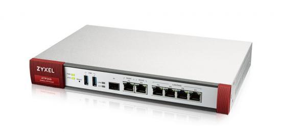 ATP Firewall 10/100/1000 2xWAN 4xLAN/DMZ 1xSFP 2xUSB 1YR Bundle ATP200-EU0102F