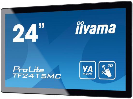 Monitor 24 TF2415MC-B2 pojemnościowy 10PKT, pianka, HDMI, DP