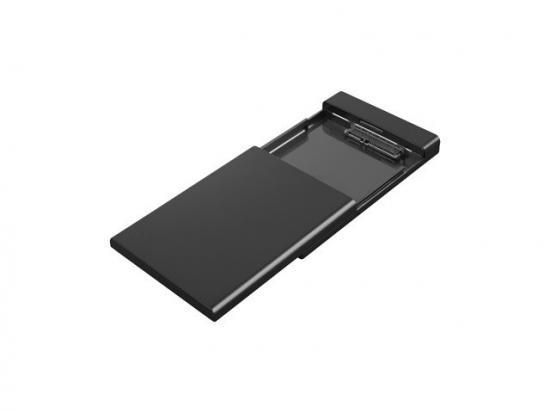 Kieszeń zewnętrzna Marapi SL130 SATA 2.5'' USB 3.0 beznarzędziowa czarna