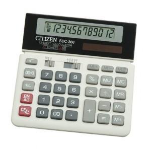 Citizen Kalkulator biurowy SDC368