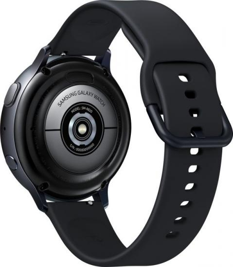 Samsung Smartwatch Galaxy Watch Active2 aluminium 44mm czarny