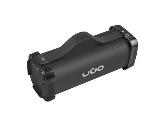 Bezprzewodowy głośnik Bluetooth mini Bazooka 2.0 5W RMS Czarny