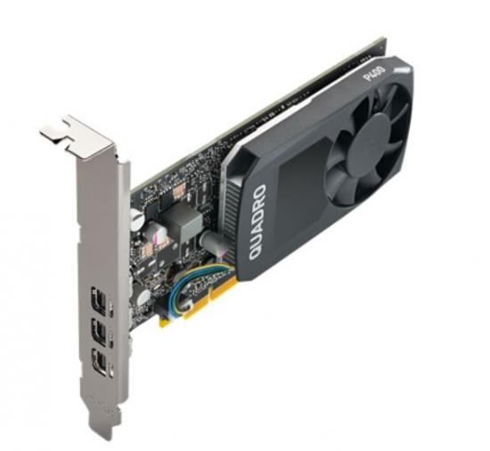 Karta graficzna Quadro P400v2 2GB DDR5 64BIT 3xmDP