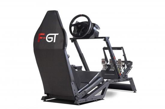 Kokpit wyścigowy F-GT NLR-S010