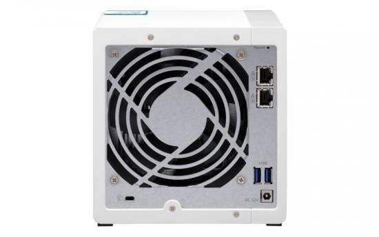 Serwer NAS TS-431K AL214QC 1GB SATA6Gb/s 2GbE LAN