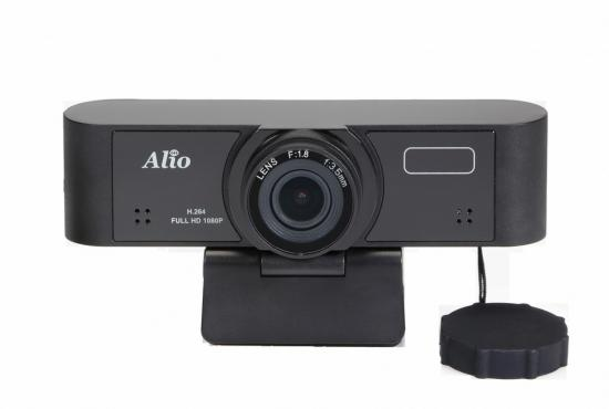 Alio FHD84 | Kamera internetowa USB | Full HD 1080p | 30fps | 2 mikrofony | auto focus | kąt widzenia 84°