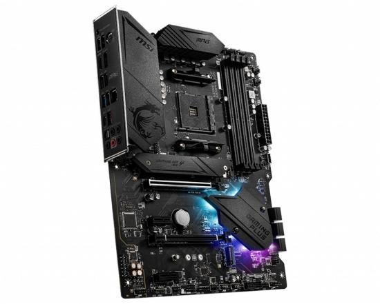 Płyta główna MPG B550 GAMING PLUS AM4 4DDR4 HDMI/DP ATX