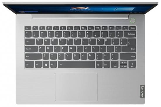 Laptop ThinkBook 14-IIL 20SL003HPB W10Home i5-1035G1/8GB/256GB/INT/14.0 FHD/Mineral Grey/1YR CI