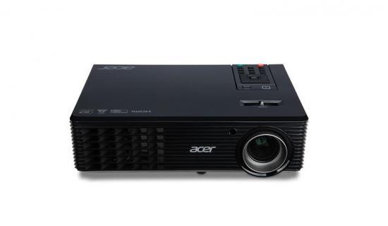 Acer Projektor P1360WB 3D DLP WXGA/4000lm/20000/HDMI