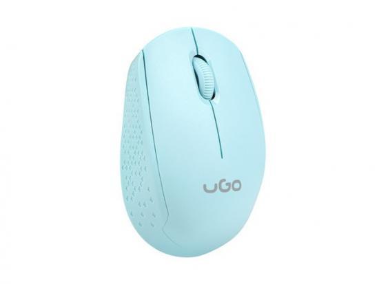 Mysz bezprzewodowa Pico MW100 1600DPI Niebieska