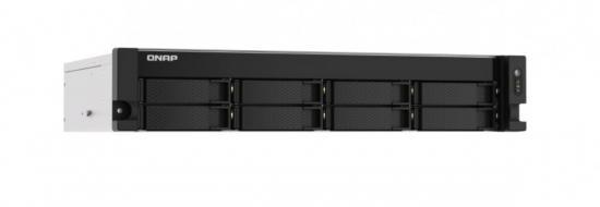 Serwer NAS TS-873AU-RP-4G 8x0HDD AMD RyzenV1500B 4GBUDIMM