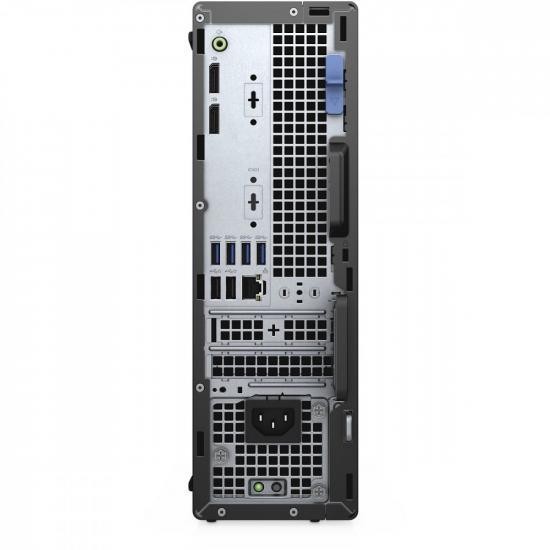 Komputer Optiplex 5080 SFF/Core i7-10700/8GB/256GB SSD/Integrated/DVD RW/Kb/Mouse/W10Pro