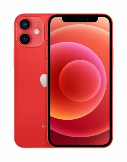 Apple iPhone 12 Mini 64GB Czerwony