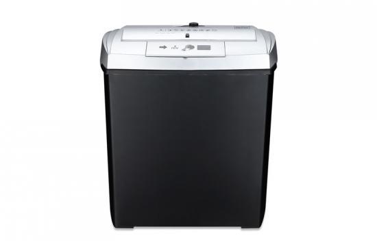 Niszczarka dokumentów oraz kart kredytowych i płyt CD S7CD max. 7 arkuszy paski DIN P-1 13L