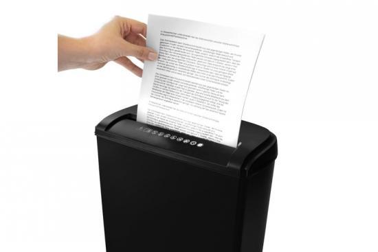 Digitus Niszczarka dokumentów X5 max. 5 arkuszy ścinki DIN P-4 10L