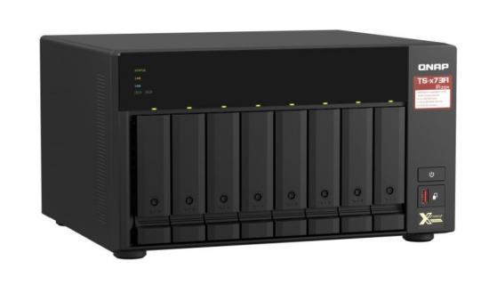 Serwer NAS TS-873A-8G AMD Ryzen V1500B 2.2GHz 8GB RAM