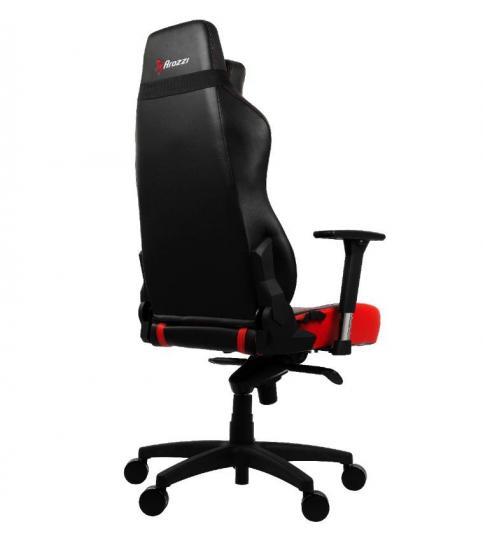 Fotel dla graczy Vernazza Czerwony