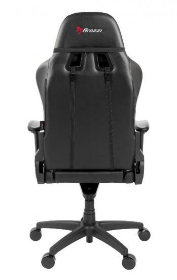 Fotel dla graczy Verona Pro V2 Carbon Black