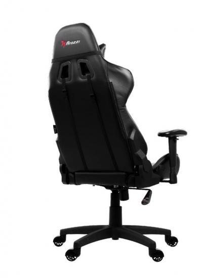 Fotel dla graczy Verona V2 Czarny