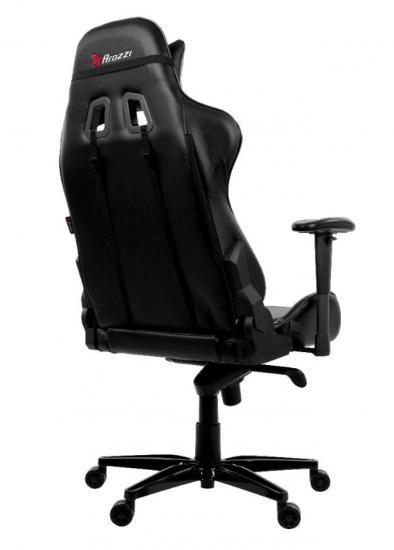 Fotel dla graczy Verona XL+ Czarny